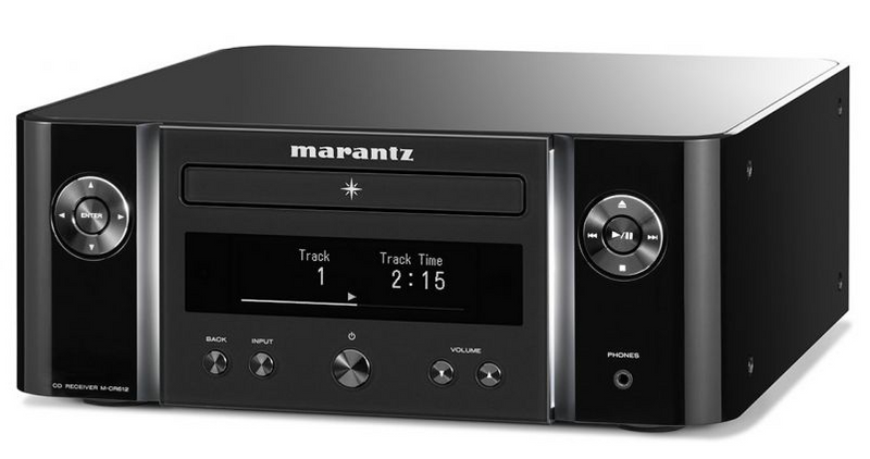 Marantz MCR 612 All-In-One Network Müzik Sistemi