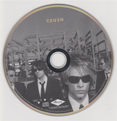 Bon Jovi- Crush- 2 LP