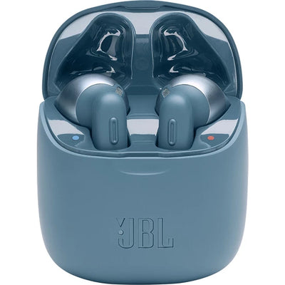 JBL Tune T220 TWS Mikrofonlu True Wireless Bluetooth Kulaklık Mavi