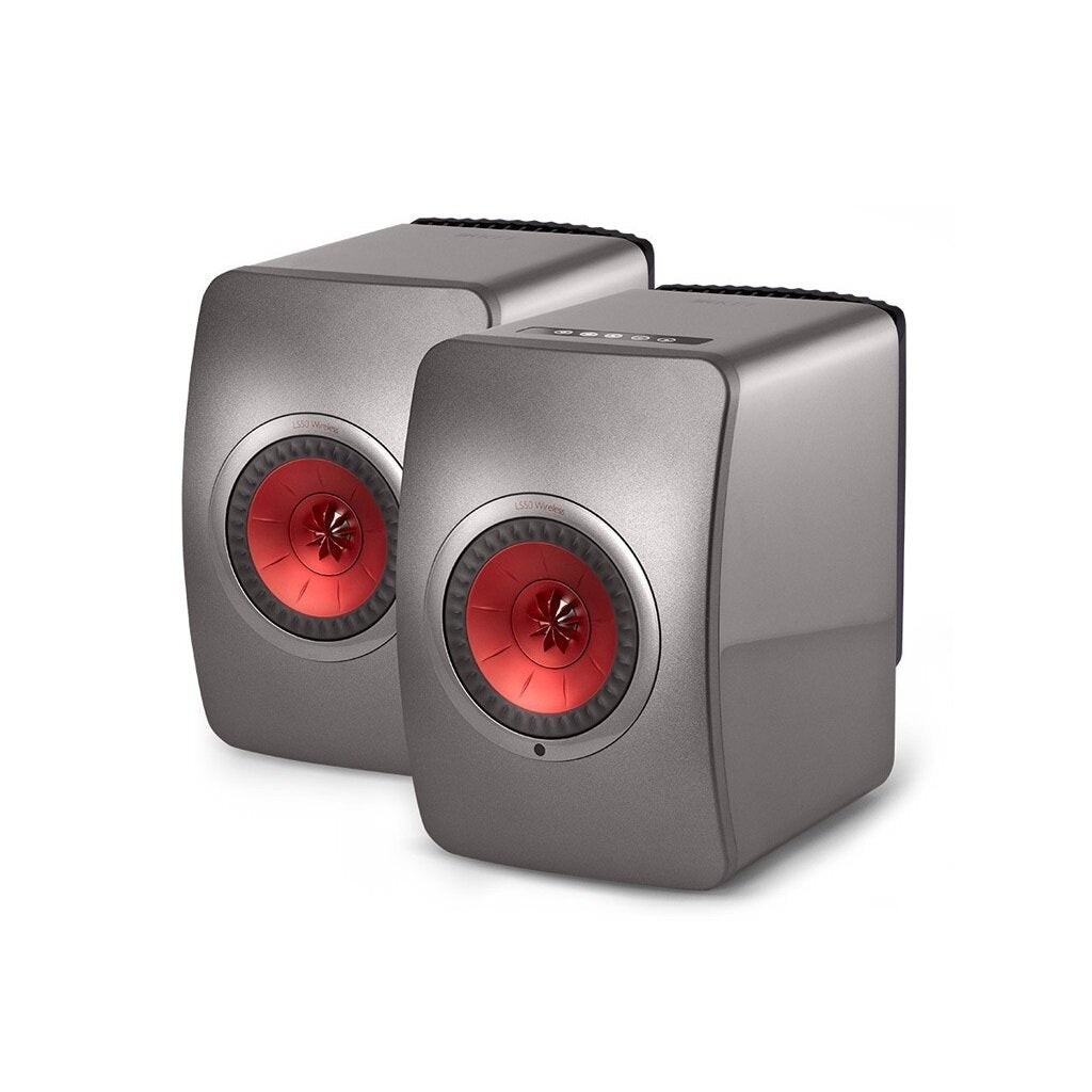 KEF LS50 Wireless Hifi Hoparlör Seti