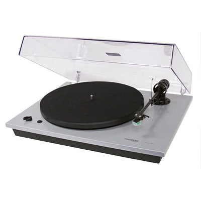 THORENS TD-295 AT95E Silver