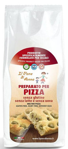 mix per pizza il pane di anna