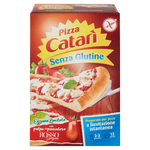 Pizza Catarì senza glutine - 445g