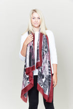 Load image into Gallery viewer, Animal Print Tile Scarf