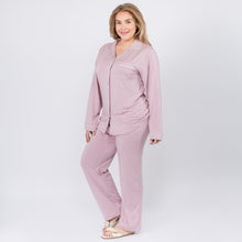 Load image into Gallery viewer, Classic Bamboo Long PJ Set