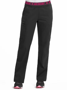 7739 - TOUCH - YOGA 2 CARGO POCKET PANT (Size:XS-3X)