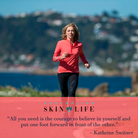 About Kathrine Switzer