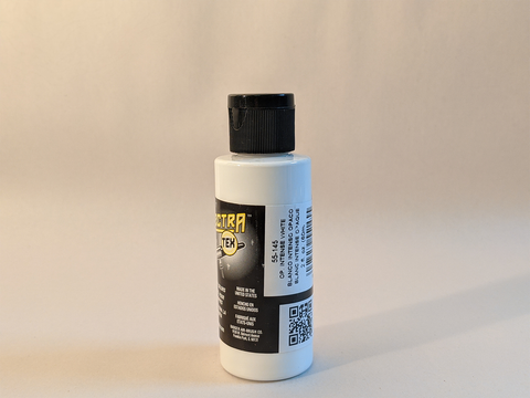 SpectraTex Airbrush Paint | 145 Opaque Intense White