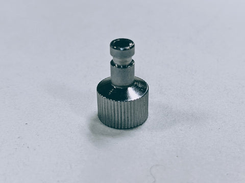 Airbrush Quick-Disconnect Couplers + Plugs
