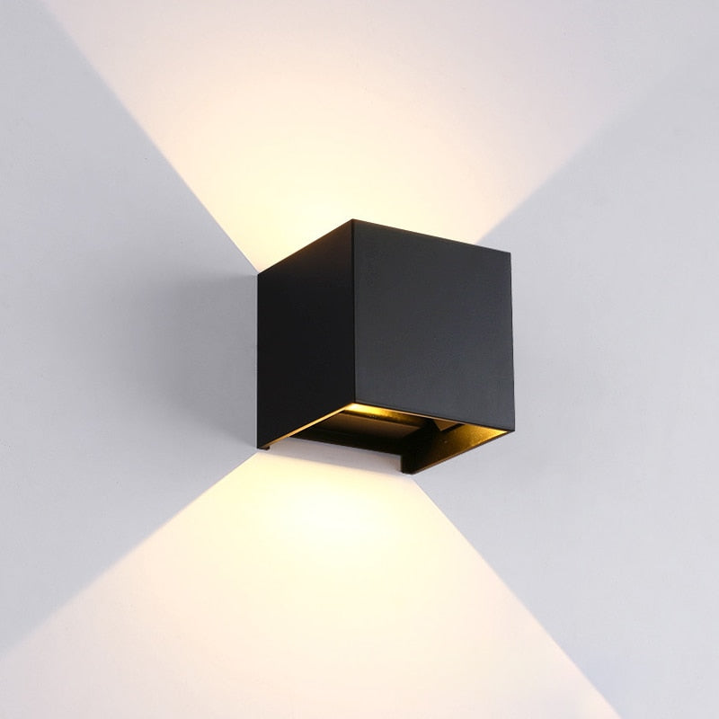 Berlin Box Lamp