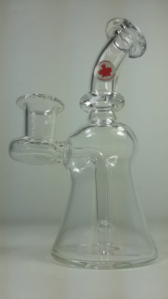 John Honey Mini Bong Clear 5
