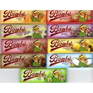 Bambu Flavored Rolling Papers