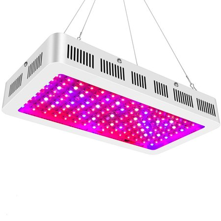 Grow Light 600 Watt Full Spectrum Plant Light with Switch