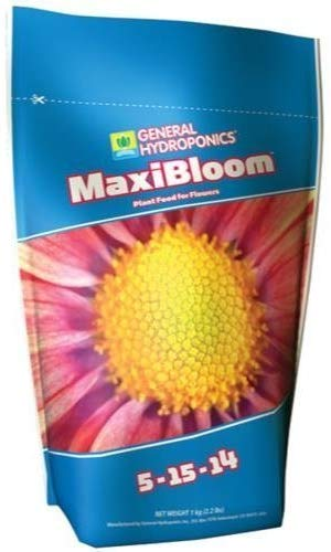 General Hydroponics MaxiBloom for Gardening, 2.2-Pound