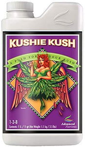 Advanced Nutrients Kushie Kush Fertilizer, 1L