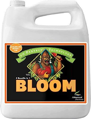Advanced Nutrients Bloom ph Perfect Fertilizer, 4L