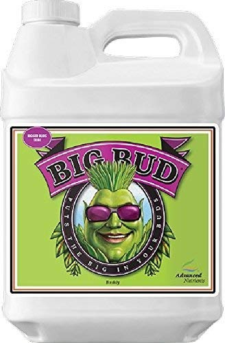 Advanced Nutrients Big Bud Liquid Fertilizer, 10L