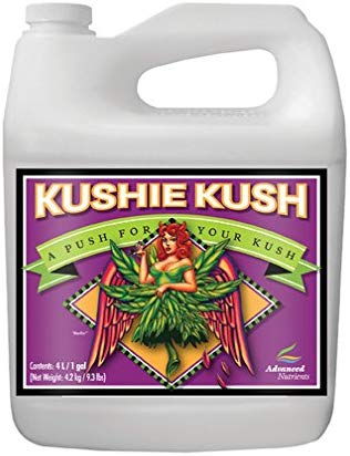 Advanced Nutrients Kushie Kush Fertilizer, 4-Liter