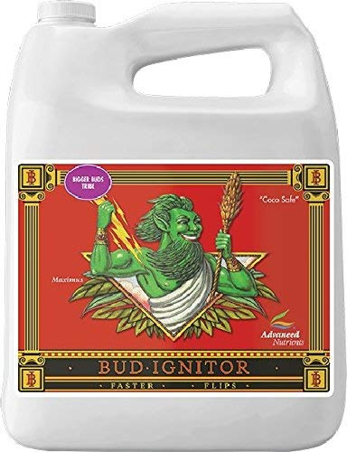 Advanced Nutrients Bud Ignitor Fertilizer, 4L