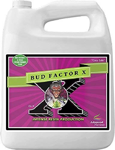 Advanced Nutrients Bud Factor X Fertilizer, 4L