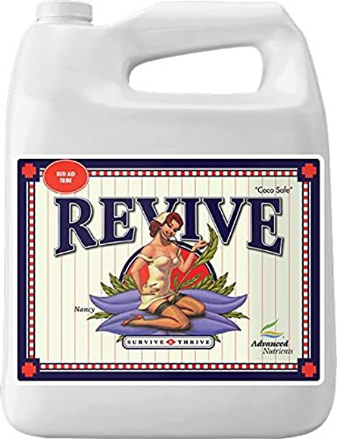 Advanced Nutrients Revive Fertilizer, 4-Liter