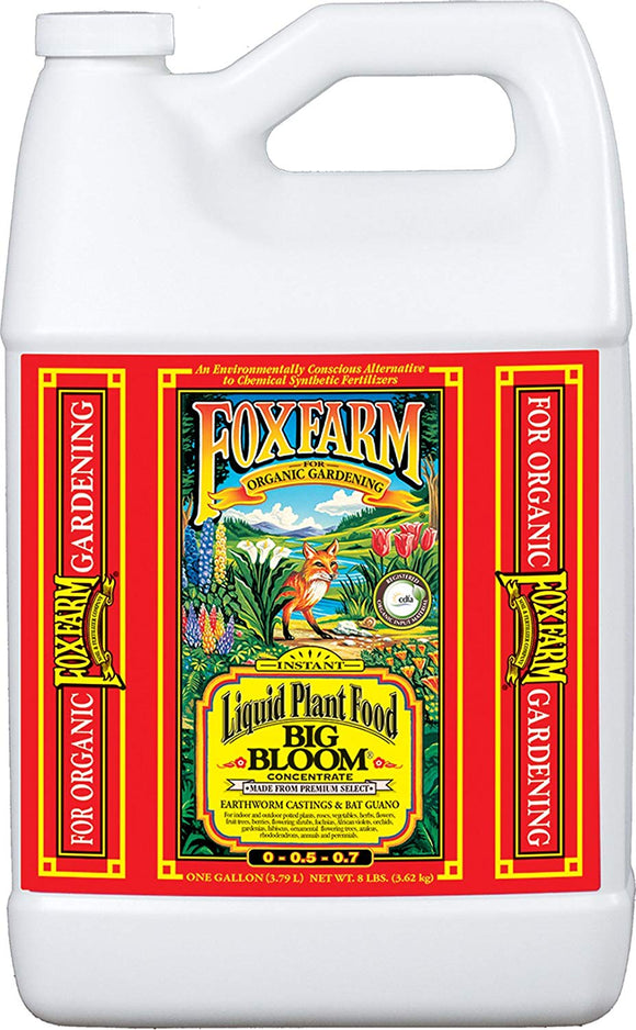 Fox Farm FoxFarm Big Bloom Gallon 4L