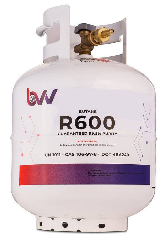 20LB High Purity USA N-Butane - 99.5% Guaranteed