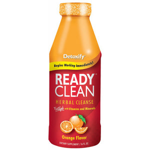 Detoxify Ready Clean Herbal Flavour (473 ml)