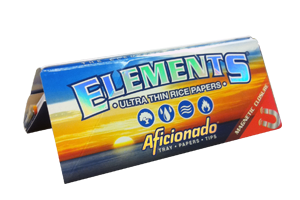 ELEMENTS® AFICIONADO 1 ¼ (With Tips & Trays)