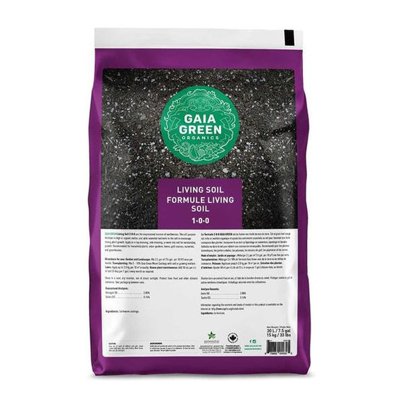 Gaia Green Living Soil