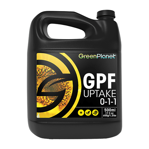 Green Planet GPF Uptake