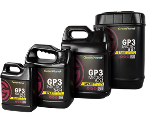 GreenPlanet Nutrients GP3 Micro 5-0-1