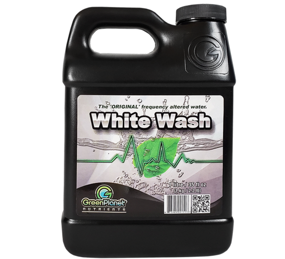 Green Planet Nutrients White Wash