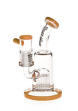 Micro Rig with 8 Arm Percolator