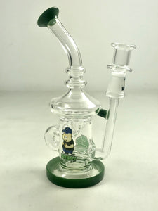Dale Summers Glass Rig