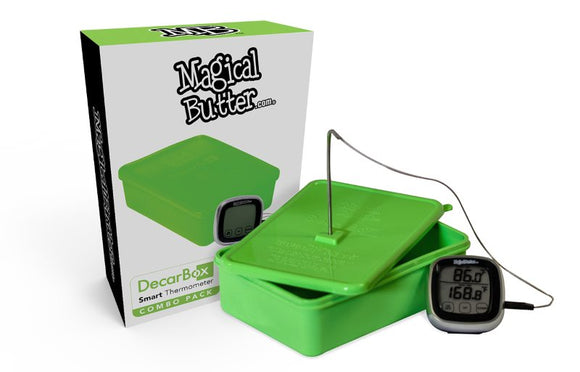 Magical Butter DecarBox & Thermometer