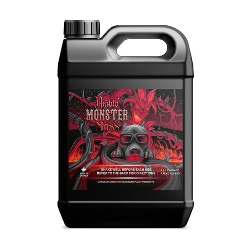 Diablo Nutrients DIABLO MONSTER MAXX 4L