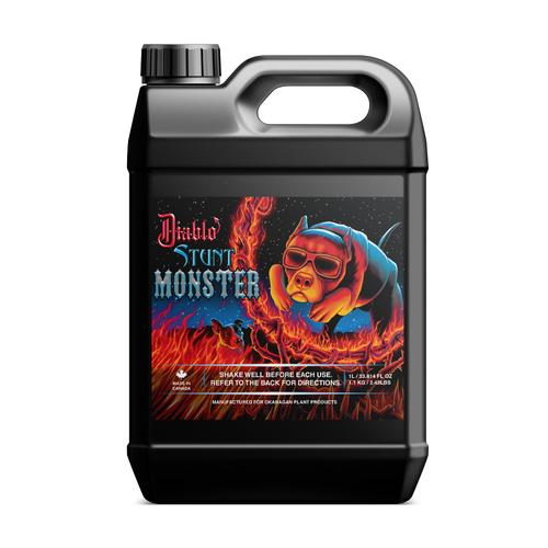 Diablo Nutrients DIABLO STUNT MONSTER 4L