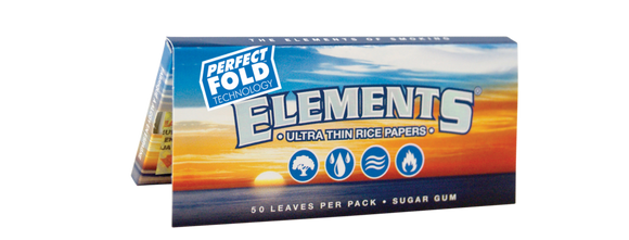 ELEMENTS Rolling Papers 1 ¼ PERFECT FOLD
