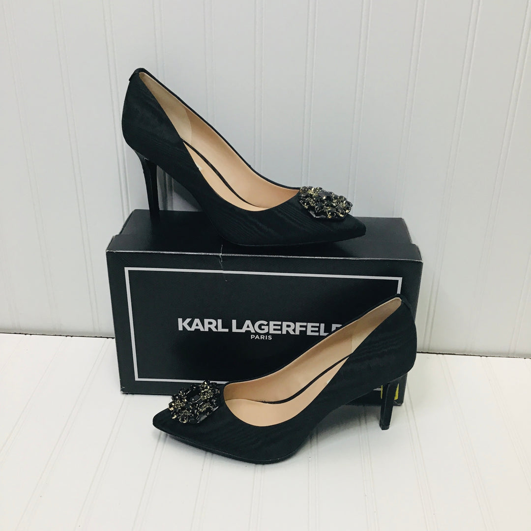 Shoes High Heel By Karl Lagerfeld Size