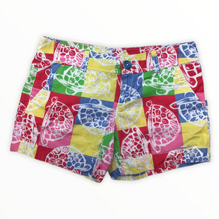 Primary Photo - BRAND: LILLY PULITZER STYLE: SHORTS COLOR: RED BLUE SIZE: 0 SKU: 168-168103-92946