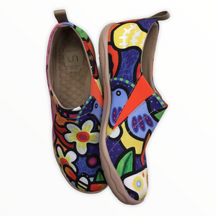 Primary Photo - BRAND: U IN STORYSTYLE: SHOES FLATS COLOR: MULTI SIZE: 10 OTHER INFO: U IN STORY - SKU: 168-168151-15024.