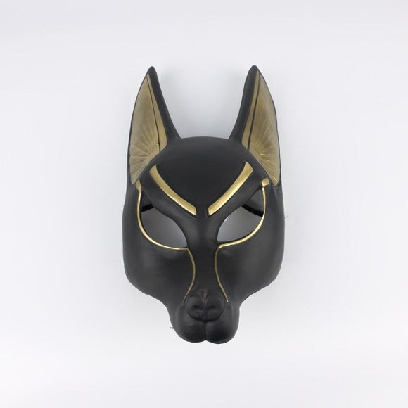 Anubis Cosplay Face Mask