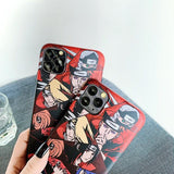 Anime Naruto Phone Case