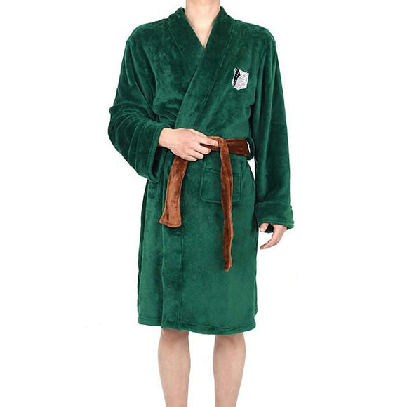 Attack on Titan Bathrobe