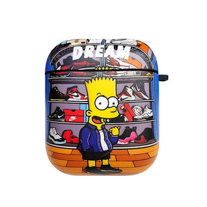 The Simpson Airpod Case