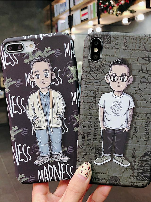 Cartoon Character Phone Case