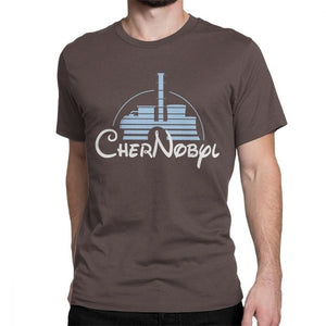 Men's Nuclear Disaster Chernobyl - BE.UNIQUE