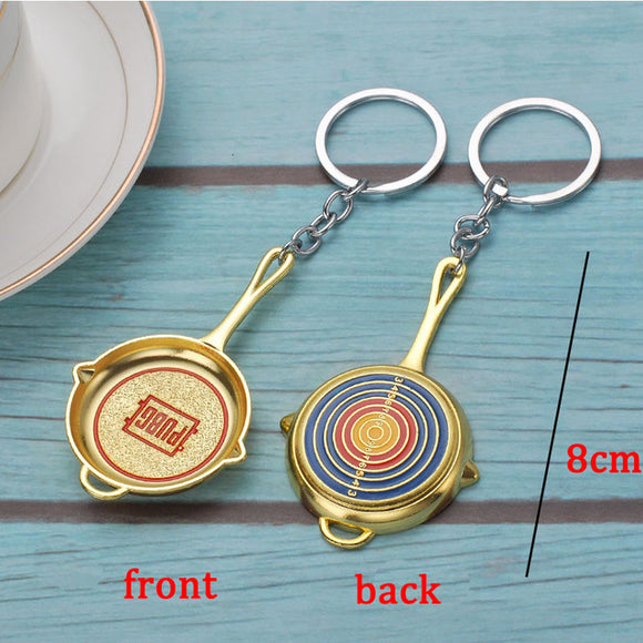 Game PUBG Keychain