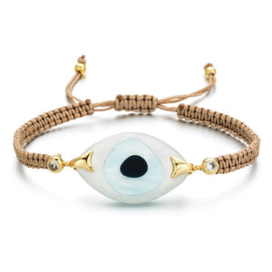 Handmade Retro Evil Eye Bracelet (Bohemian) - BE.UNIQUE